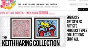 Tienda Art.com