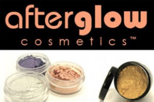 Afterglow Cosmetics.